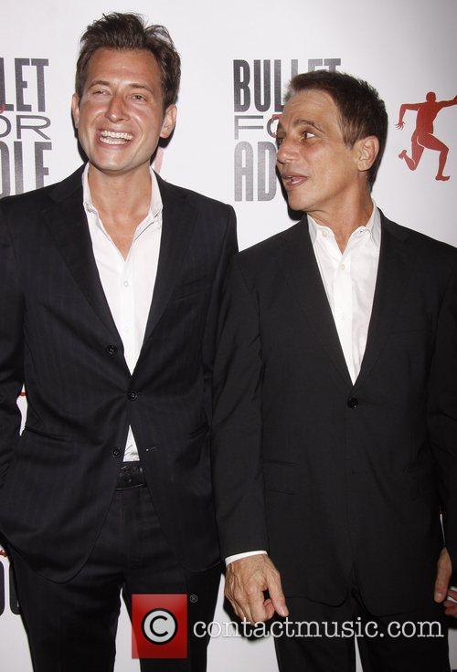 Peter Cincotti and Tony Danza 3