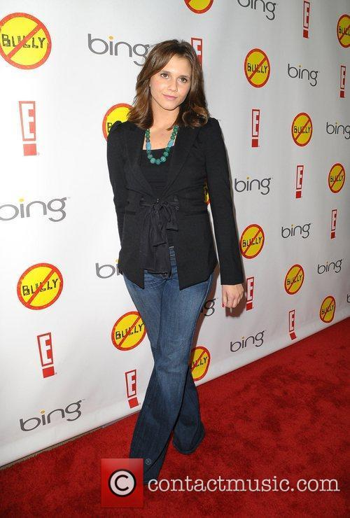 Alexandra Chando Los Angeles Premiere of 'Bully' held...