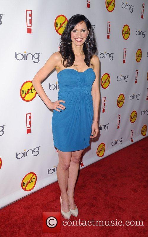 Charlene Amoia Los Angeles Premiere of 'Bully' held...