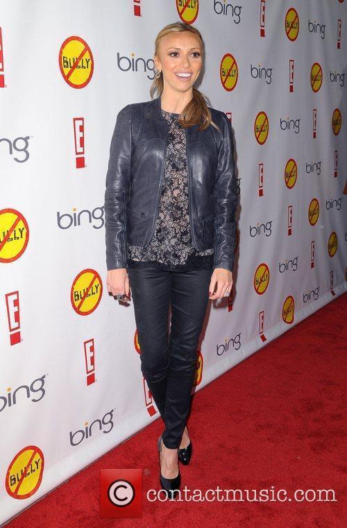 Giuliana Rancic Los Angeles Premiere of 'Bully' held...