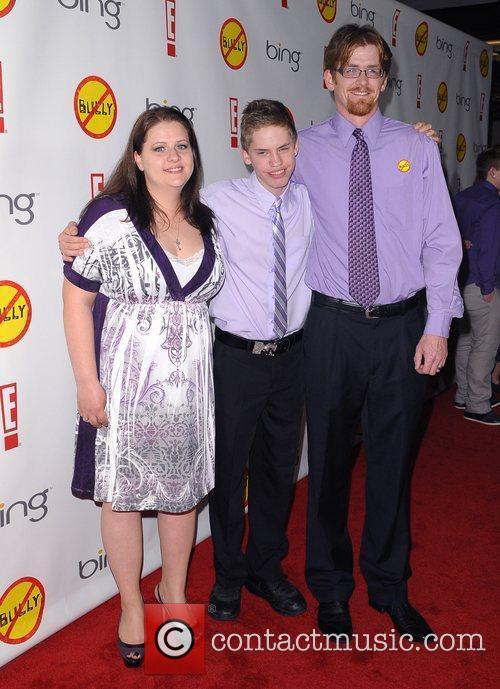 Jackie Libby, Alex Libby and Philip Libby Los...