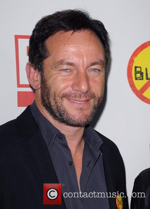 Jason Isaacs Los Angeles Premiere of 'Bully' held...