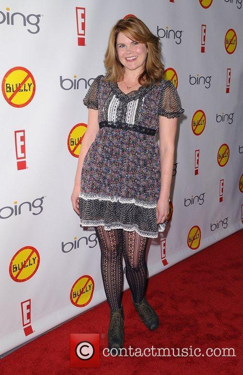 Jennifer Hall Los Angeles Premiere of 'Bully' held...