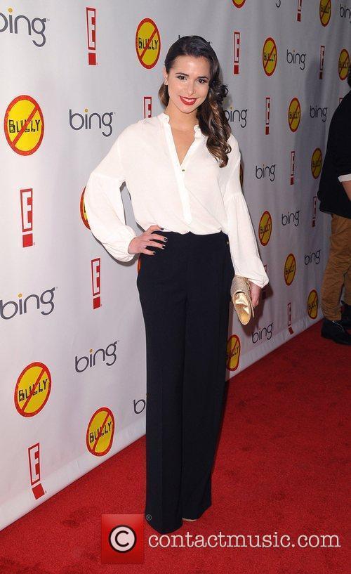 Josie Loren Los Angeles Premiere of 'Bully' held...