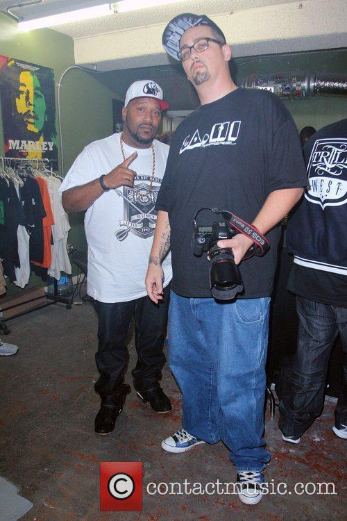 Bun B and James Wade 3