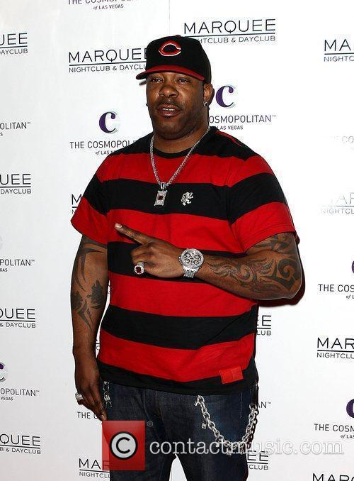 Busta Rhymes hosts Marque Mondays at Marque Nightclub...