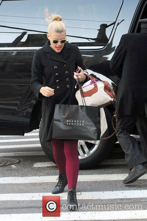Busy Philipps and Manhattan Hotel 4