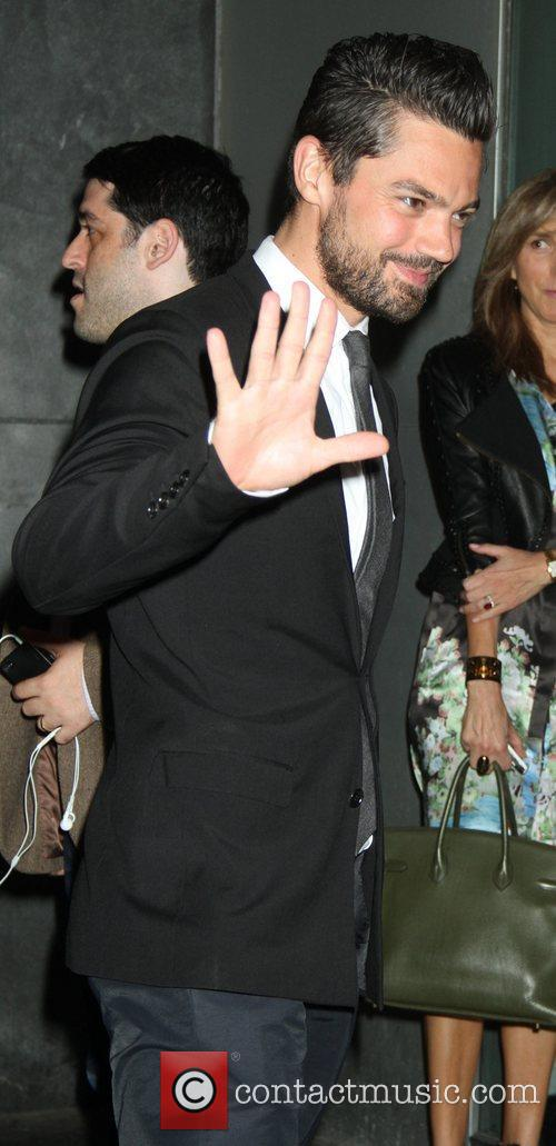 dominic cooper butter new york screening  4102513