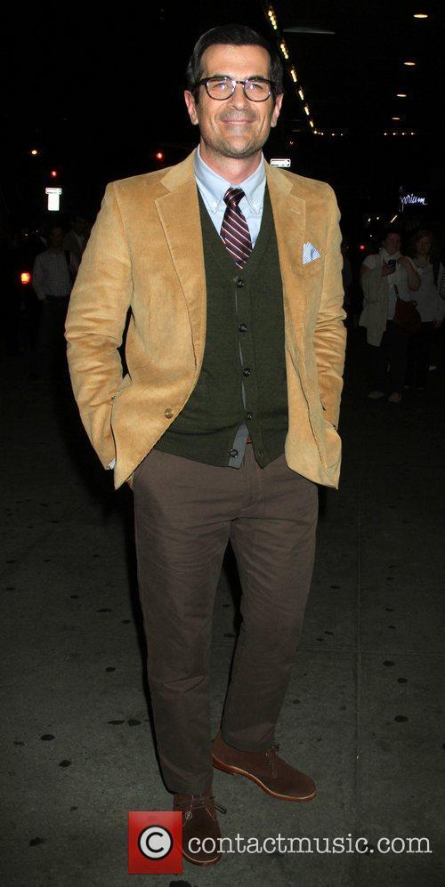 Ty Burrell 'Butter' New York screening - Arrivals...