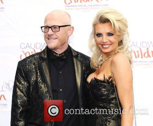 Founder John Cauldwell and Claire Johnson,  atThe...