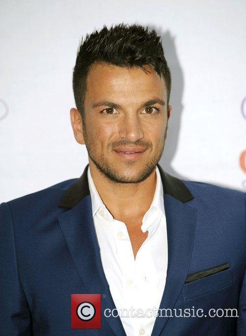 Peter Andre,  atThe Diamond Butterfly Ball in...