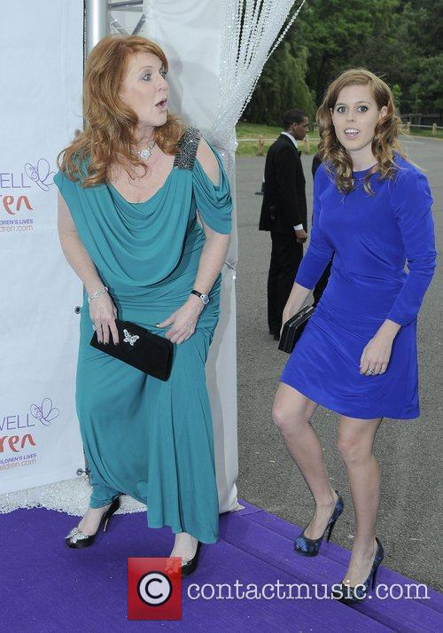 Sarah Ferguson and Princess Beatrice 4