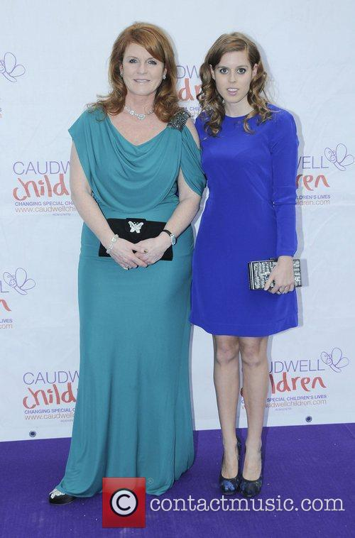 Sarah Ferguson and Princess Beatrice 5