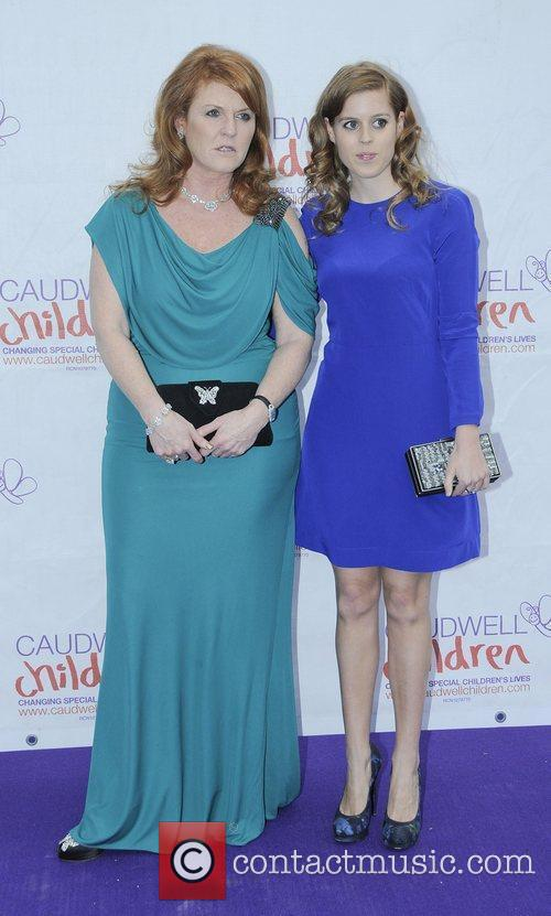 Sarah Ferguson and Princess Beatrice 7