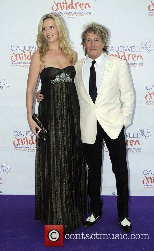 Penny Lancaster and Rod Stewart Caudwell Children Diamond...