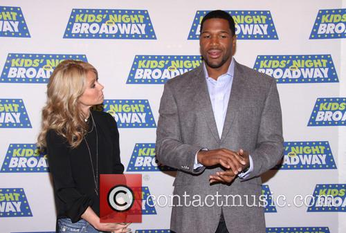 Michael Strahan and Kelly Ripa 5