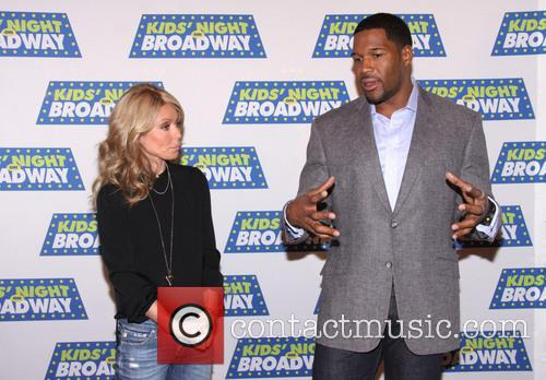 Michael Strahan and Kelly Ripa 2