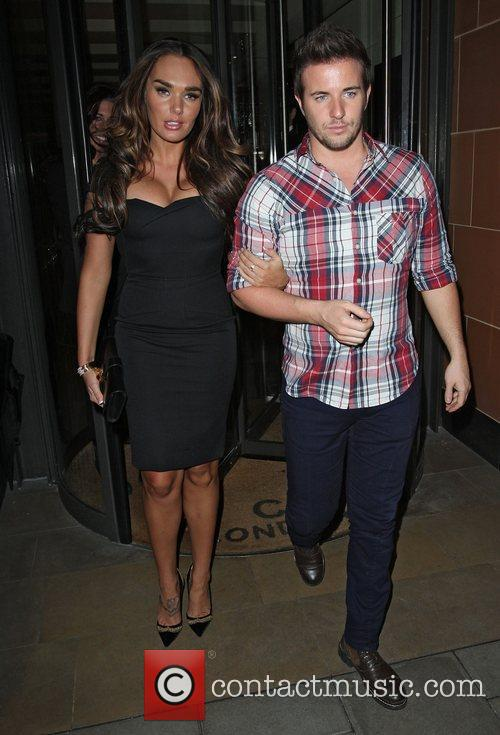 Tamara Ecclestone and C London 2