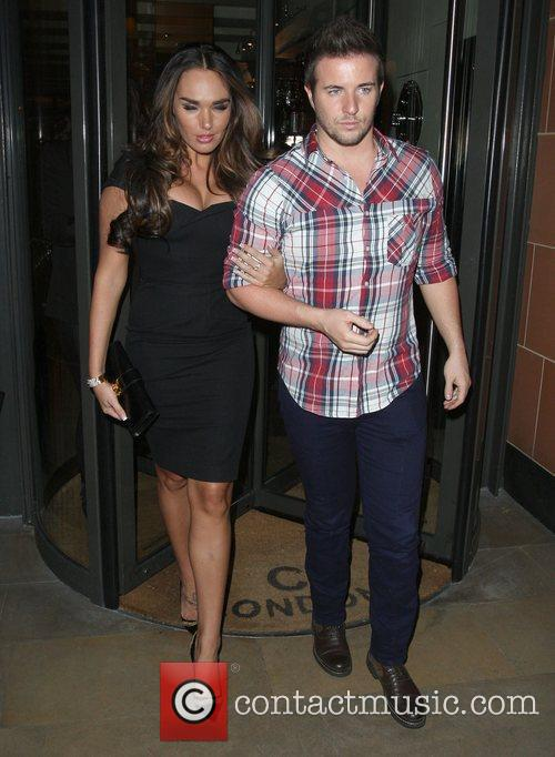 Tamara Ecclestone and C London 6