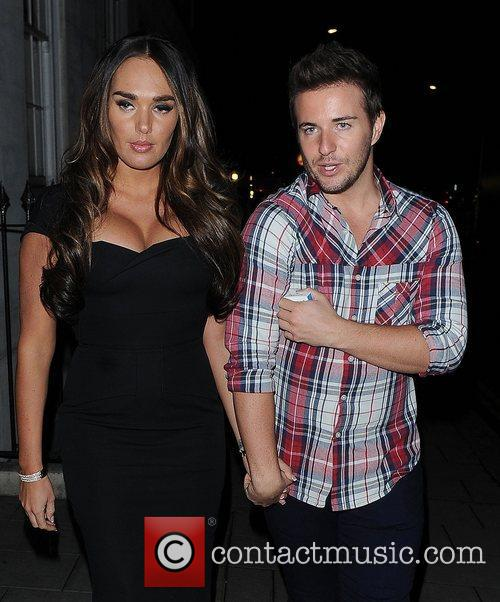 Tamara Ecclestone and C London 8