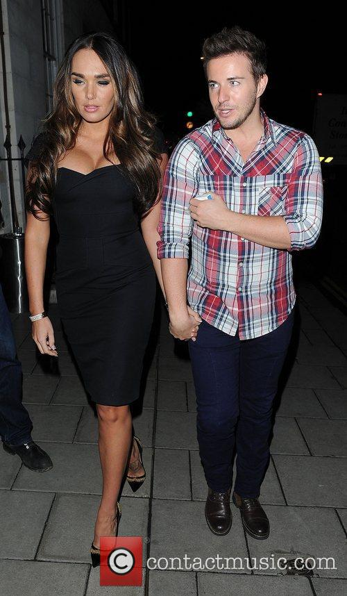 Tamara Ecclestone and C London 10