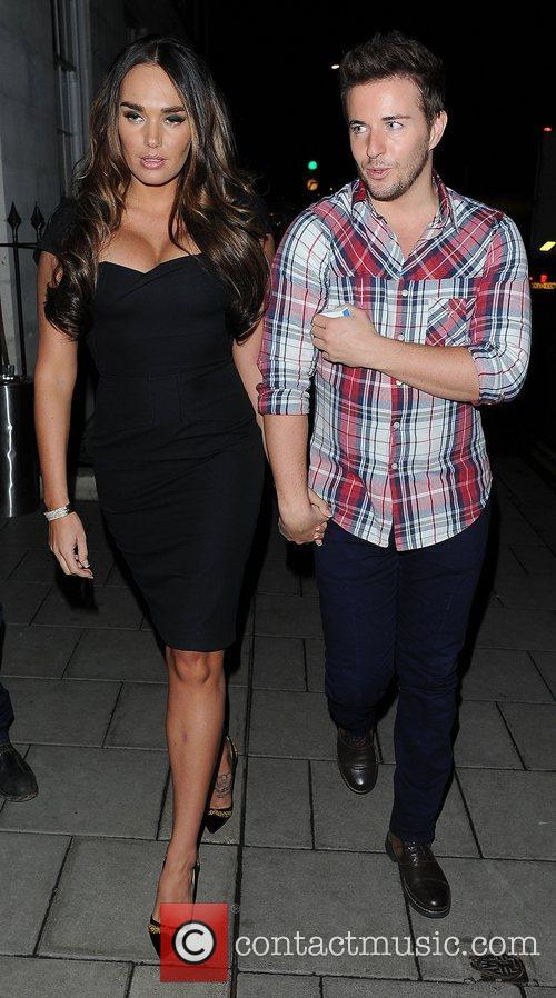 Tamara Ecclestone and C London 1
