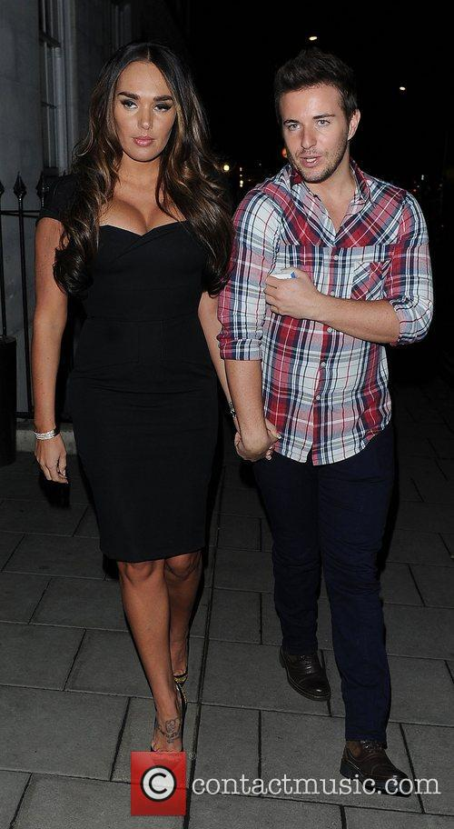Tamara Ecclestone and C London 9