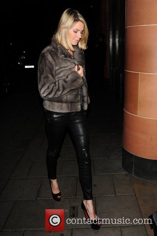 Caroline Stanbury at C London restaurant