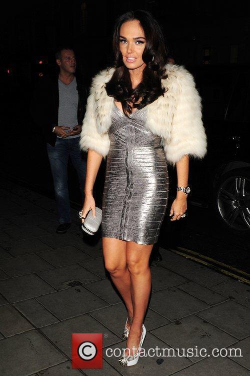 Tamara Ecclestone at C London restaurant London, England