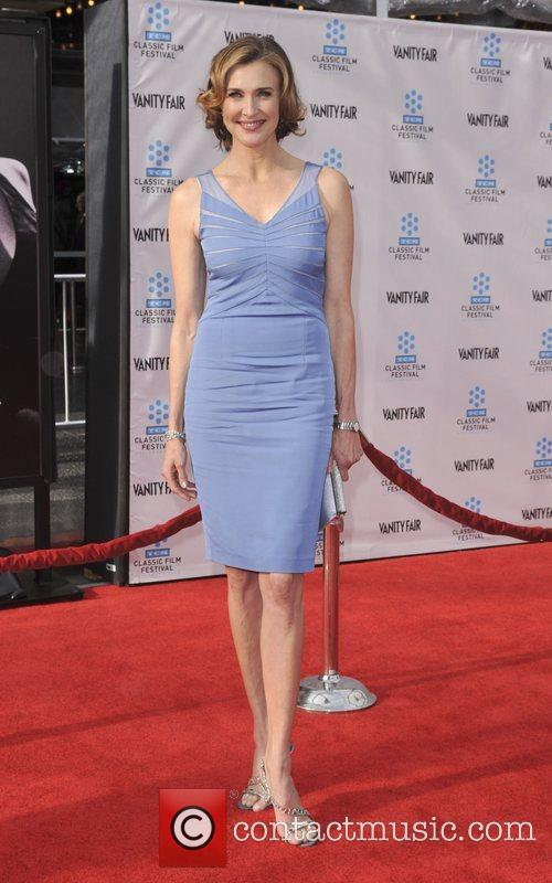 Brenda Strong and Grauman's Chinese Theatre 6