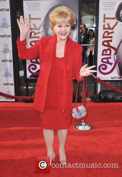 Debbie Reynolds  TCM Classic Film Festival opening...