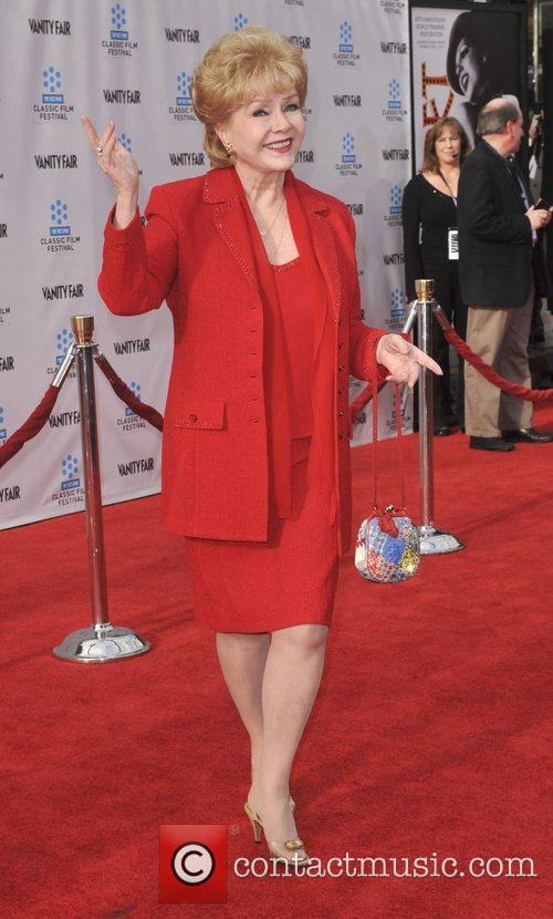 Debbie Reynolds and Grauman's Chinese Theatre 6