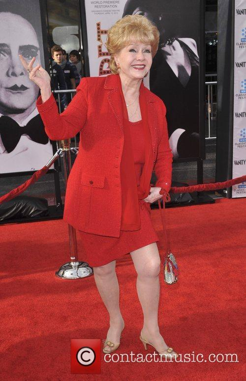 Debbie Reynolds and Grauman's Chinese Theatre 7