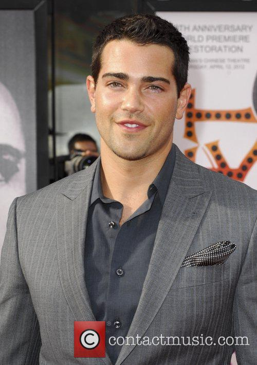 Jesse Metcalfe and Grauman's Chinese Theatre 6