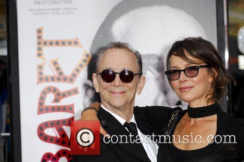 Joel Grey, Jennifer Grey and Grauman's Chinese Theatre 2
