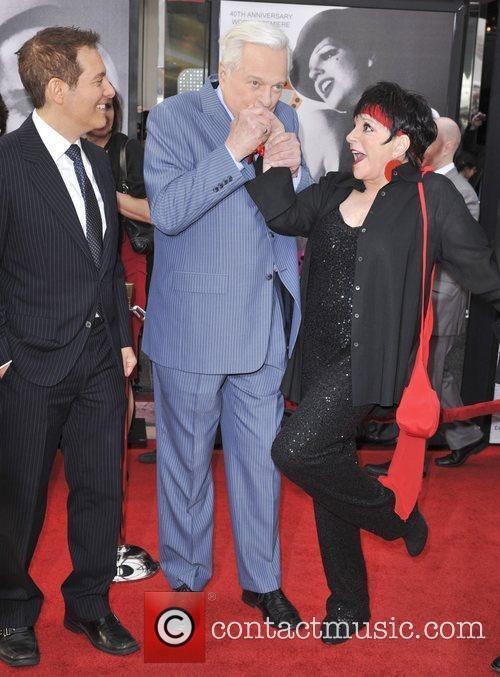 Liza Minnelli and Grauman's Chinese Theatre 1