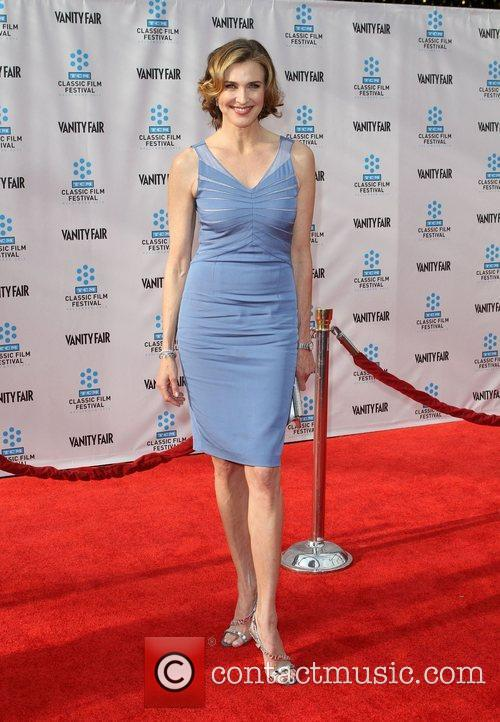 Brenda Strong and Grauman's Chinese Theatre 2