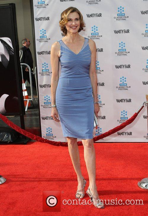 Brenda Strong and Grauman's Chinese Theatre 3