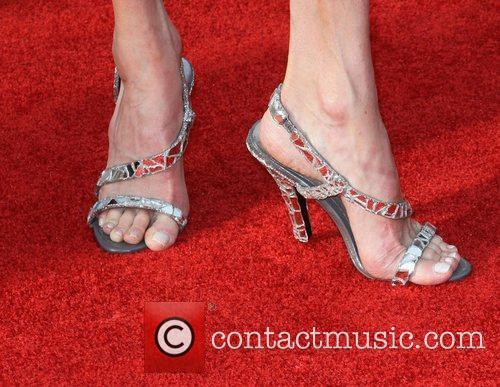 Brenda Strong and Grauman's Chinese Theatre 4