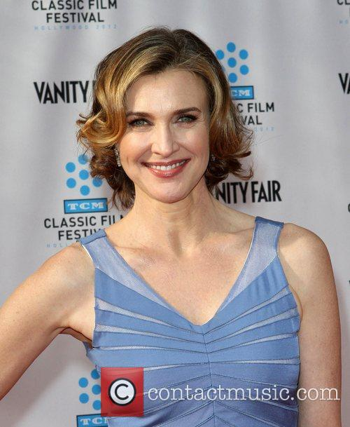 Brenda Strong and Grauman's Chinese Theatre 5