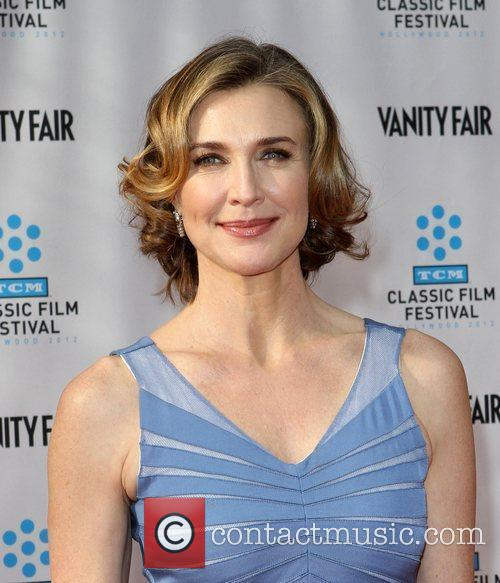 Brenda Strong and Grauman's Chinese Theatre 1