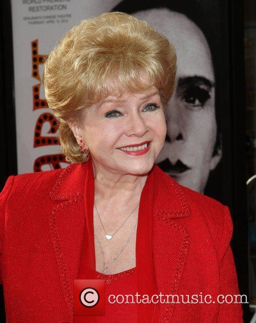 Debbie Reynolds and Grauman's Chinese Theatre