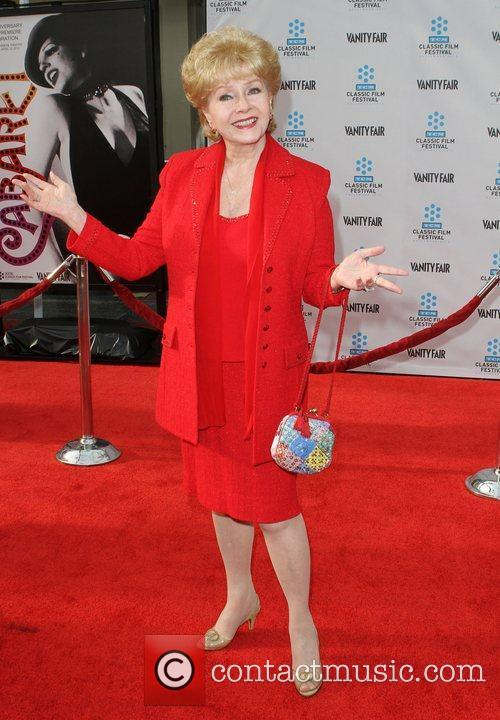 Debbie Reynolds and Grauman's Chinese Theatre 3