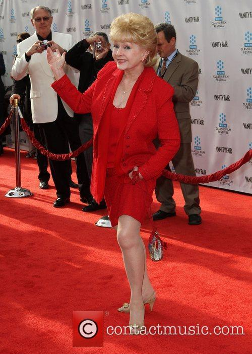 Debbie Reynolds and Grauman's Chinese Theatre 4