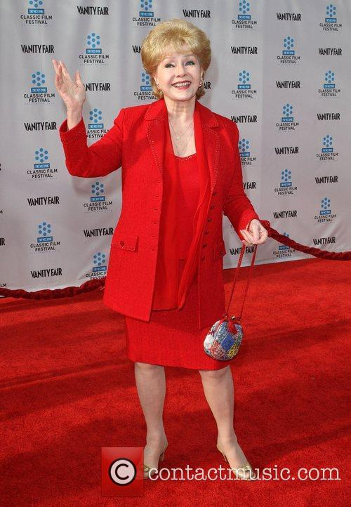 Debbie Reynolds and Grauman's Chinese Theatre 1