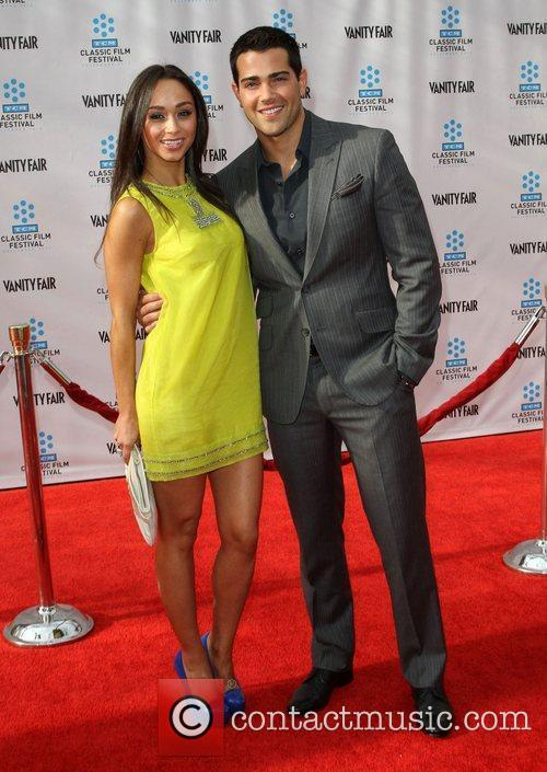 Jesse Metcalfe and Grauman's Chinese Theatre 1