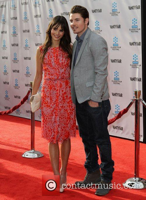 Jordana Brewster and Grauman's Chinese Theatre 1