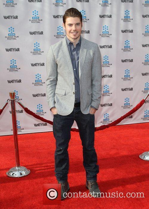 Josh Henderson at the TCM Classic Film Festival...