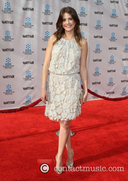 Julie Gonzalo and Grauman's Chinese Theatre 6