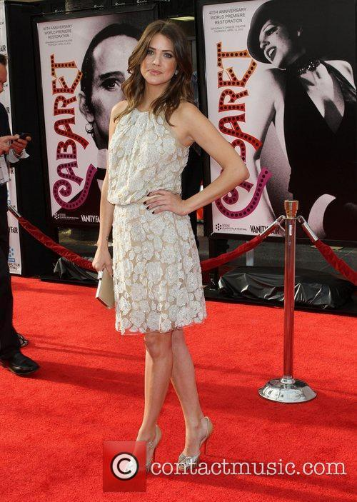 Julie Gonzalo and Grauman's Chinese Theatre 7